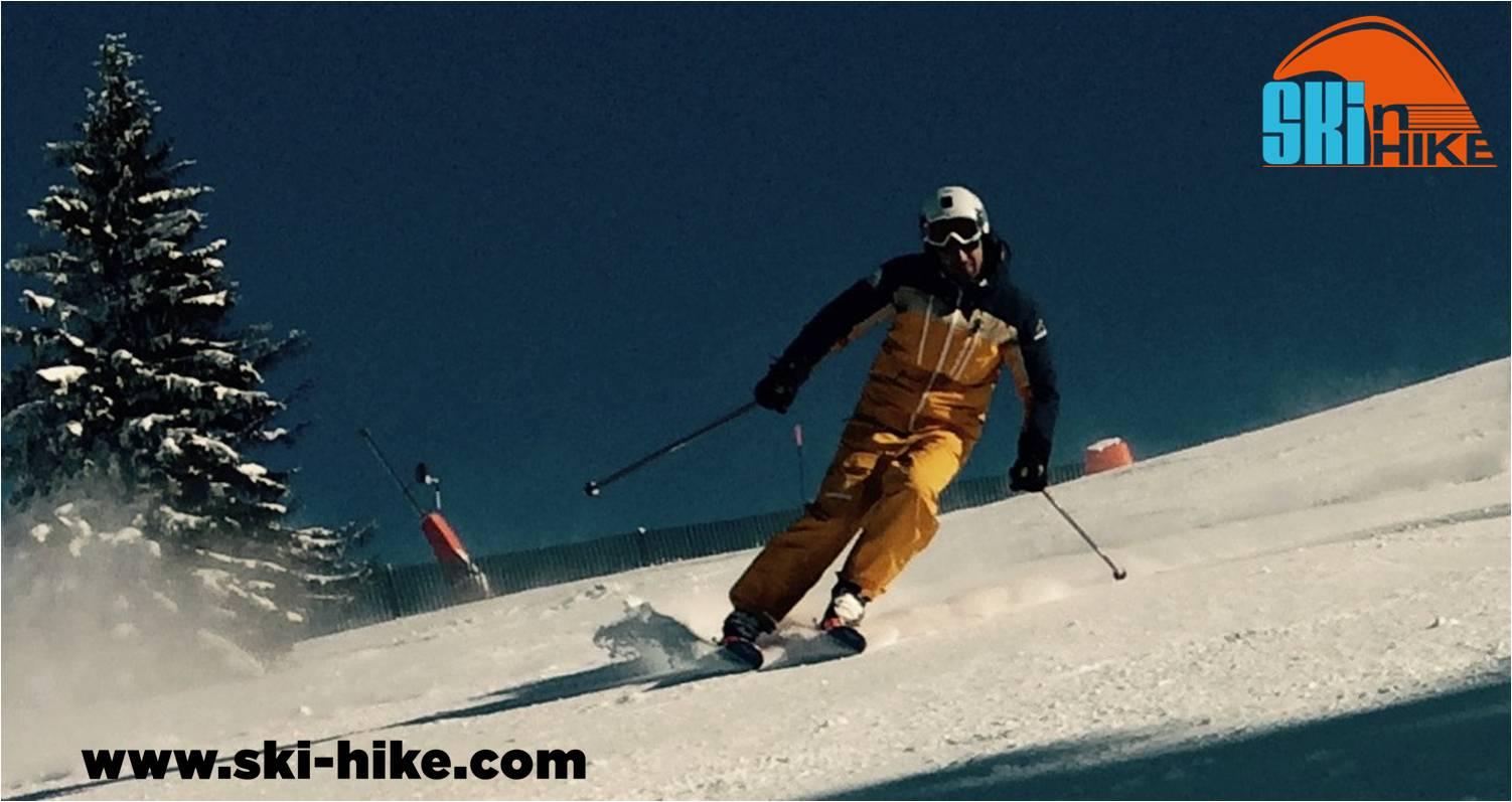 Improving the ski basics with n hike